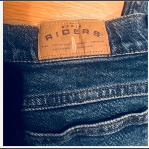 Lee Jeans - Lee Classic Riders, mom jeans size 30